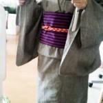 キモノモダンさんのデニム着物